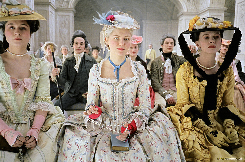 "Princesse de Lamballe and Duchesse de Polignac, Marie Antoinette Princesse de Lamballe: ""I would have told him exactly what to do with it."" Duchesse de Polignac: ""Oh? What's that, darling?"" Princesse de Lamballe: ""Put it back in his trousers where it belongs."" Duchesse de Polignac: ""Lamballe, ladies and gentlemen, is what we call a prude."""