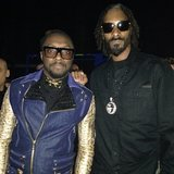 Will.I.Am hung out with Snoop Dogg. Source: Instagram user snoopdogg