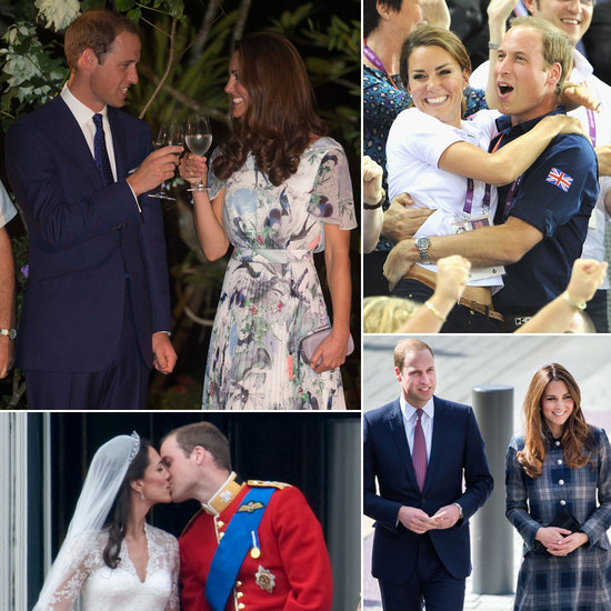 Will & Kate's Sweetest Moments Through the Years!
