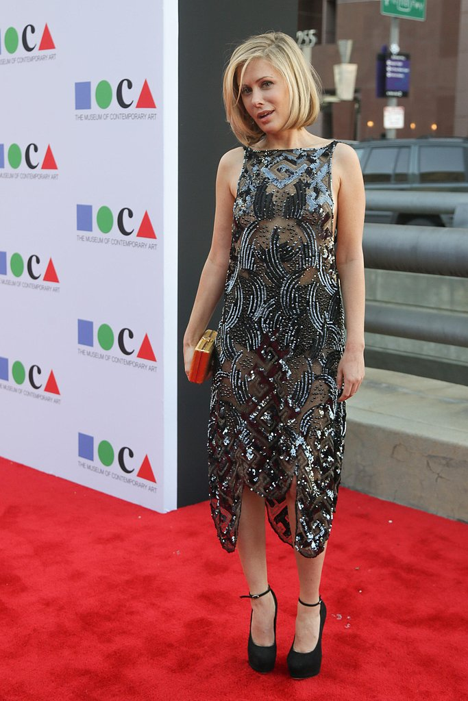 Tara Subkoff at the Yesssss! MOCA Gala 2013 in Los Angeles. Source: David X Prutting/BFAnyc.com