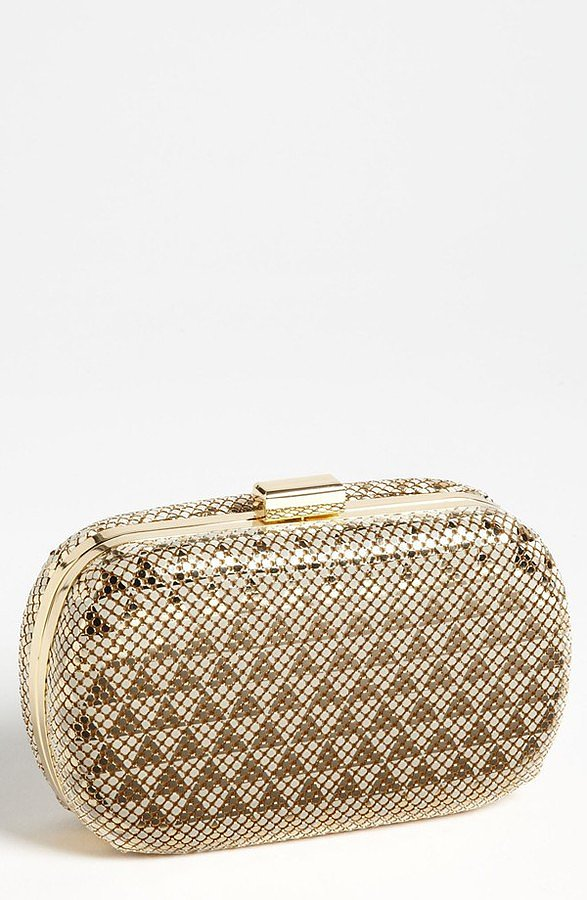 This Whiting & Davis Art Deco Clutch (£127.53) makes it easy to get your hands on the era's fashion.