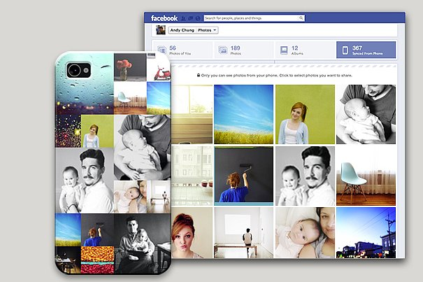 Facebook Photo Case