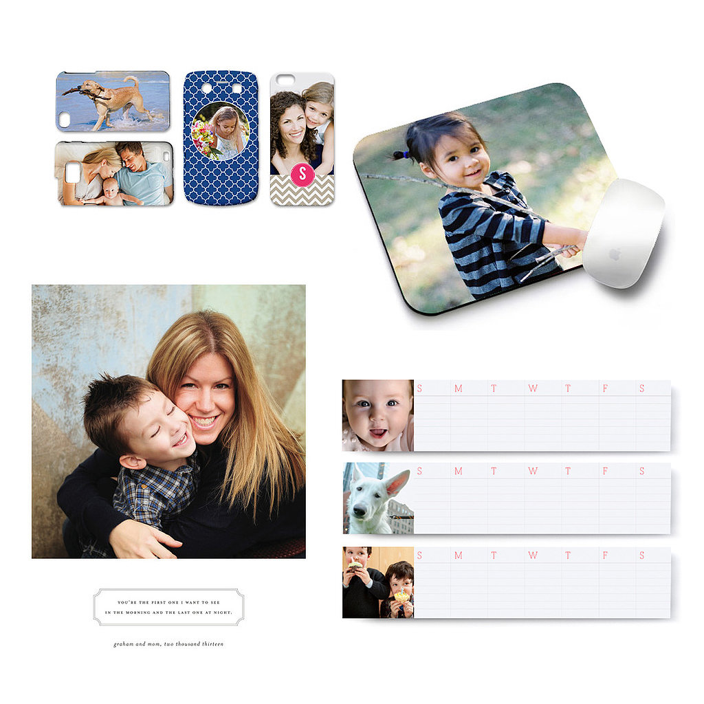 Brighten Mom's Day With Sentimental Photo Gifts