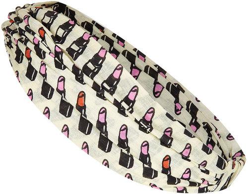 Lipstick Headband