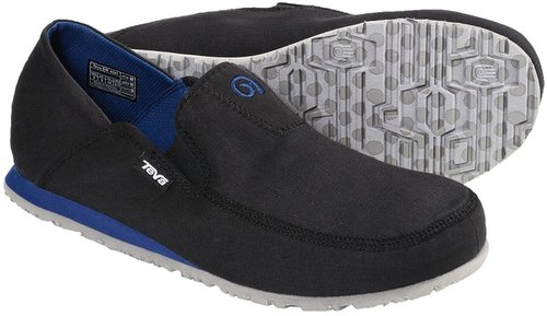 Teva Mush® Frio Canvas Shoes - Slip-Ons (For Men)