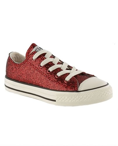 Glittery Chuck Taylors