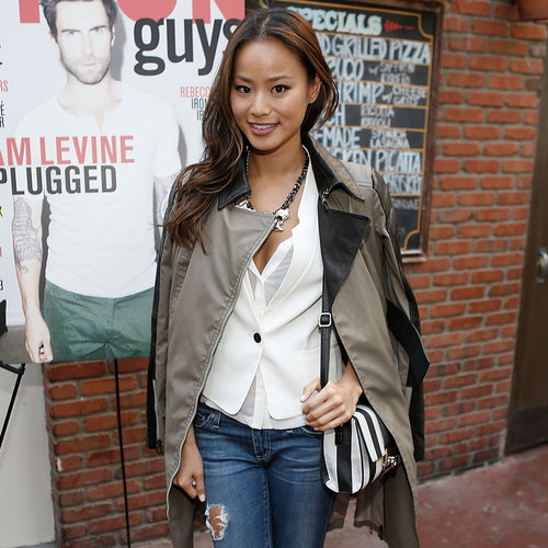 Jamie Chung at Nylon Cover Party | April 2013