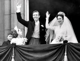May 6, 1960: Princess Margaret and Anthony Armstrong Jones