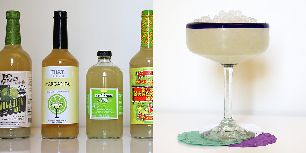 Set Aside Neon Bottles For These Lesser-Evil Margarita Mixes
