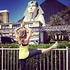Celebrity Trainer Instagram Pictures