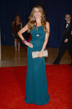 Sofía Vergara wore a gown to the White House Correspondents' Dinner.