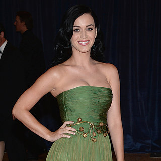 Katy Perry at the White House Correspondents' Dinner 2013