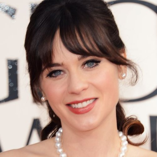 Find Out All About Zooey Deschanel's Nail Art