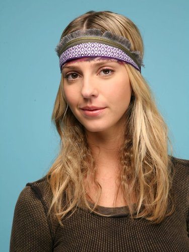 Try Thick Headbands Instead of Bangs For a Quick Fix