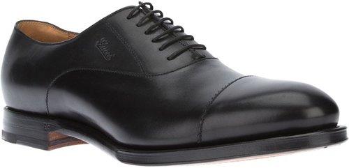 Gucci classic Oxford shoe