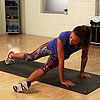 How to Do Core Exercise Three-Point Touch Plank