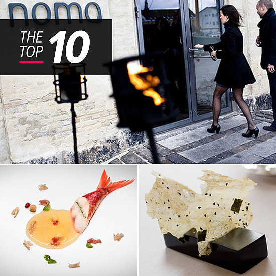 Tour the Top 10 Restaurants in the World