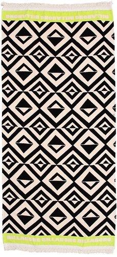 Billabong - Land N See Towel (Off Black) - Home