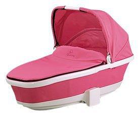 Quinny Tukk Foldable Carrier - Pink Precious