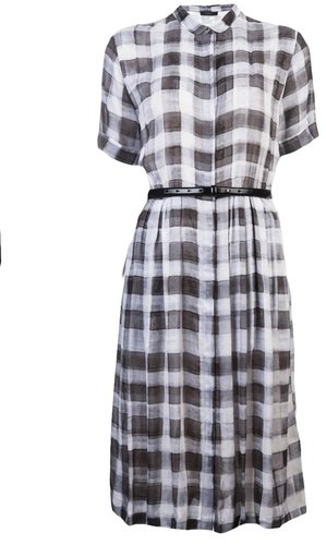 Paul Smith Plaid shirtdress