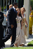 See Michael Jordan's Wedding Pictures!