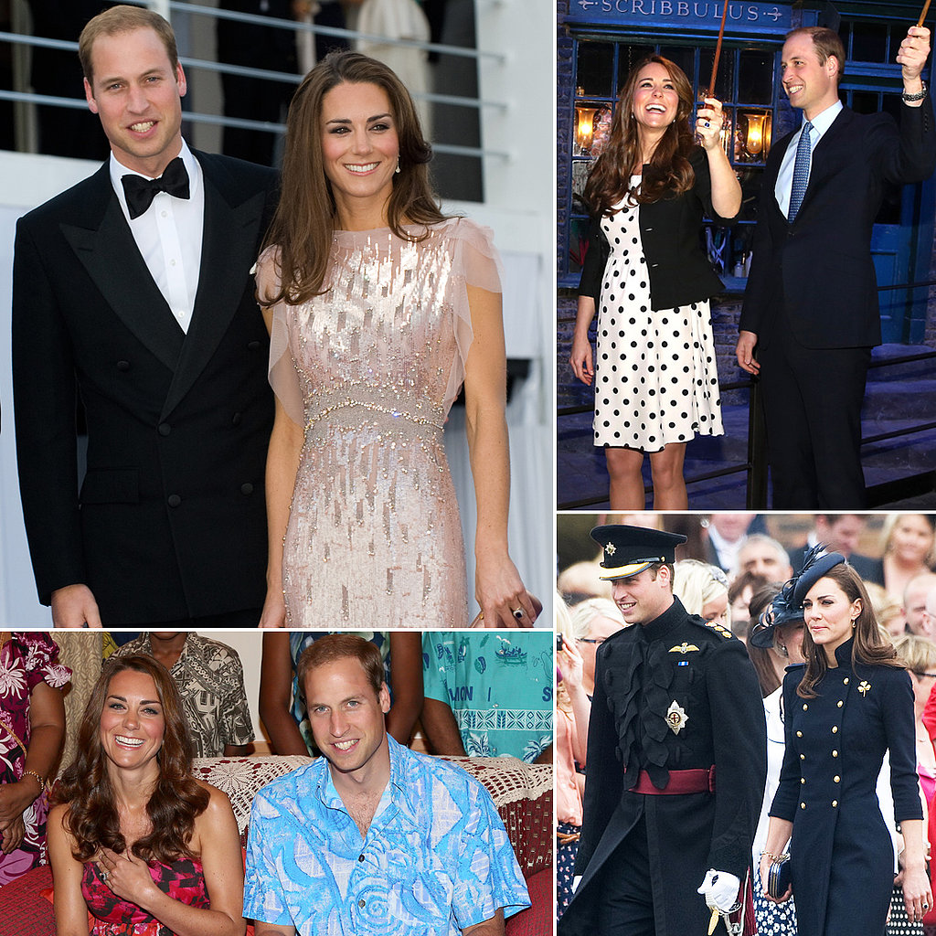 186 Reasons Why Prince William and Kate Middleton Make A Chic Pair