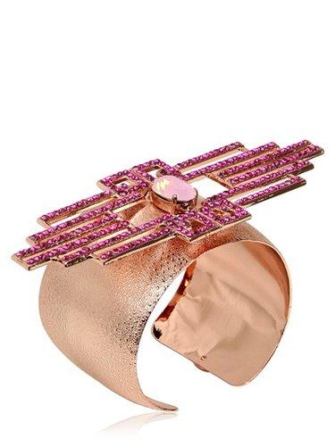 Fuchsia Piaf Bracelet