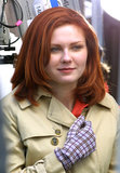 As Mary Jane in the Spider-Man series, Kirsten Dunst dyed her naturally blond hair red back in 2001.