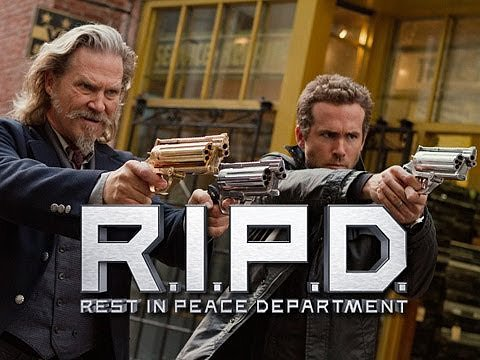 Biggest Men in Black Ripoff: R.I.P.D. trailer