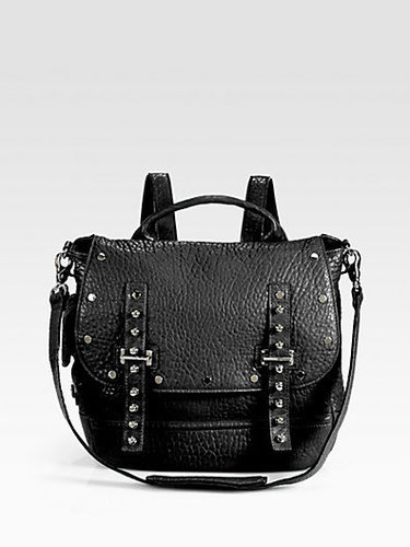 Rebecca Minkoff Logan Studded Leather Backpack
