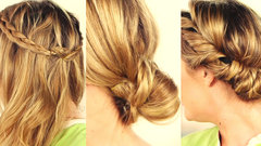 3 Hairstyles That Look Great Wet or Dry