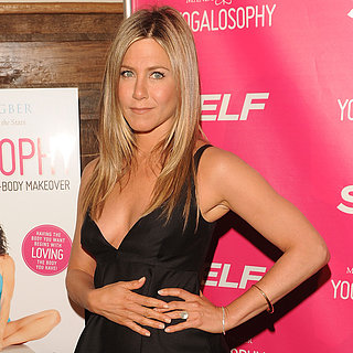 Jennifer Aniston at Mandy Ingber Book Party