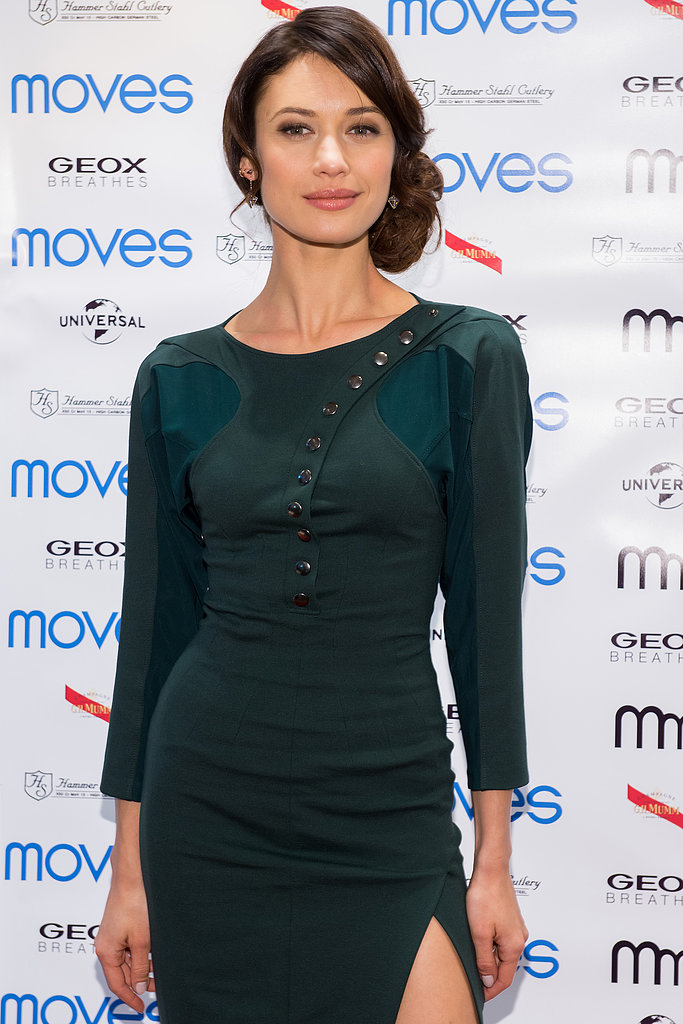 Oblivion's Olga Kurylenko joined Vampire Academy: Blood Sisters as the head mistress. The movie is an adaption of a popular YA series.