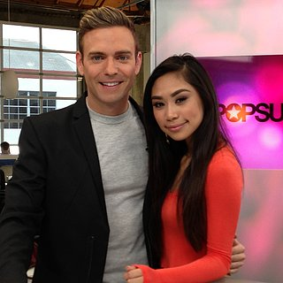 Jessica Sanchez Glee Interview and Performance | Video