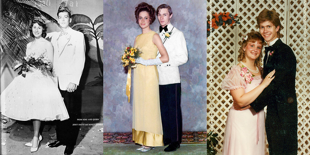 Turn Back Time With Prom Through the Decades