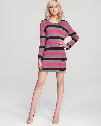C&C California Dress - Beach Stripe