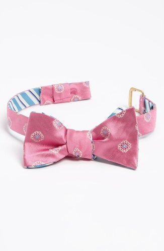Brooks Brothers Reversible Silk Bow Tie