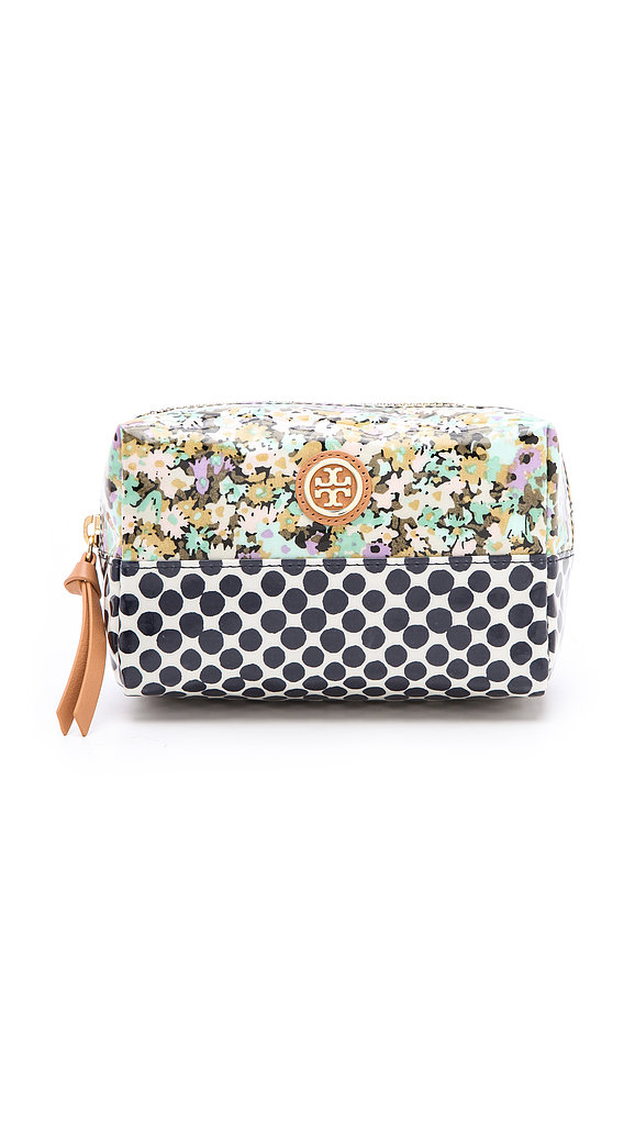 We love the mixed-print appeal of Tory Burch's Brigitte Cosmetic Case ($78) — and we're thinking Mom will as well.