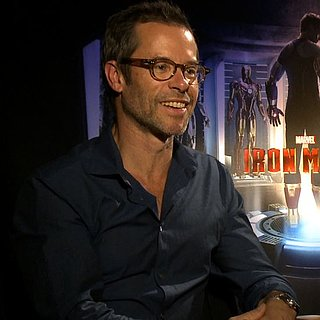 Guy Pearce Iron Man 3 Interview | Video