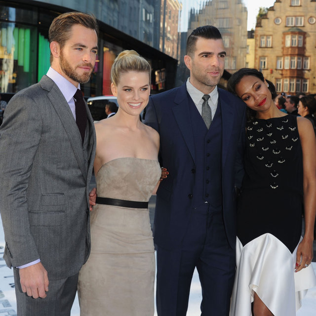 Star Trek Into Darkness IMAX London Premiere