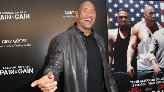 "Video: Dwayne ""The Rock"" Johnson is On Top and Scores a HBO Series!"