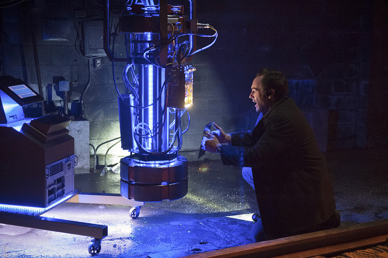Paul Blackthorne on Arrow.