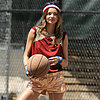 Miranda Kerr Playing Basketball For Vogue Shoot | Pictures