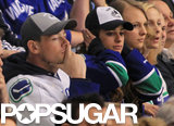 Lea and Cory Ride a Roller Coaster of Emotions For the Canucks