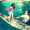 Celebrity Moms' Instagram Pictures Week of April 28, 2013