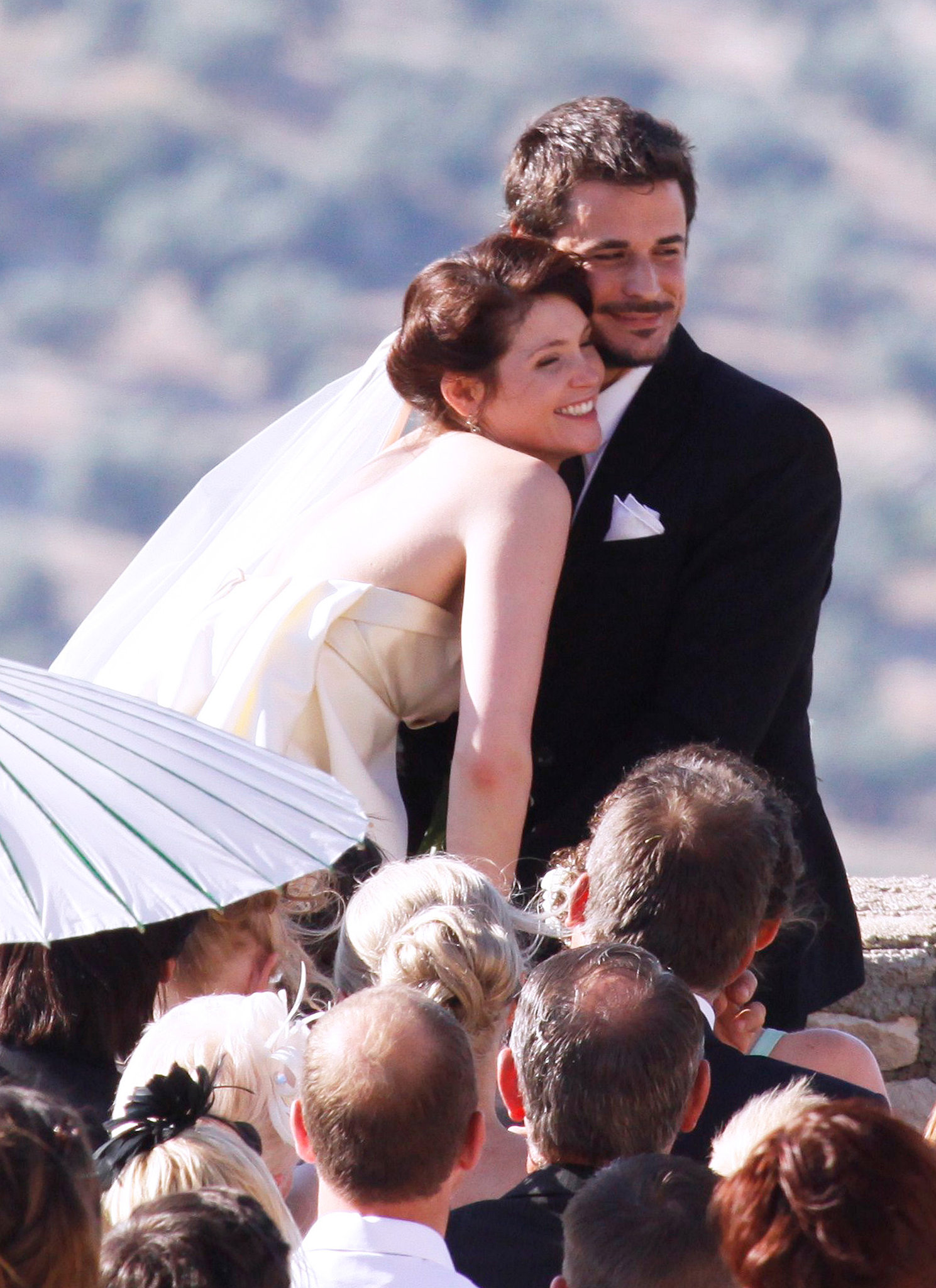 Gemma Arterton married Stefano Catelli in Andalucia, Spain, in June 2010.