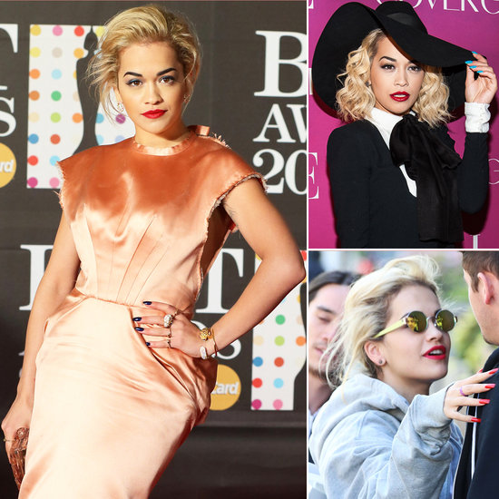 See 5 of Rita Ora's Most Recent Nail Varnishes
