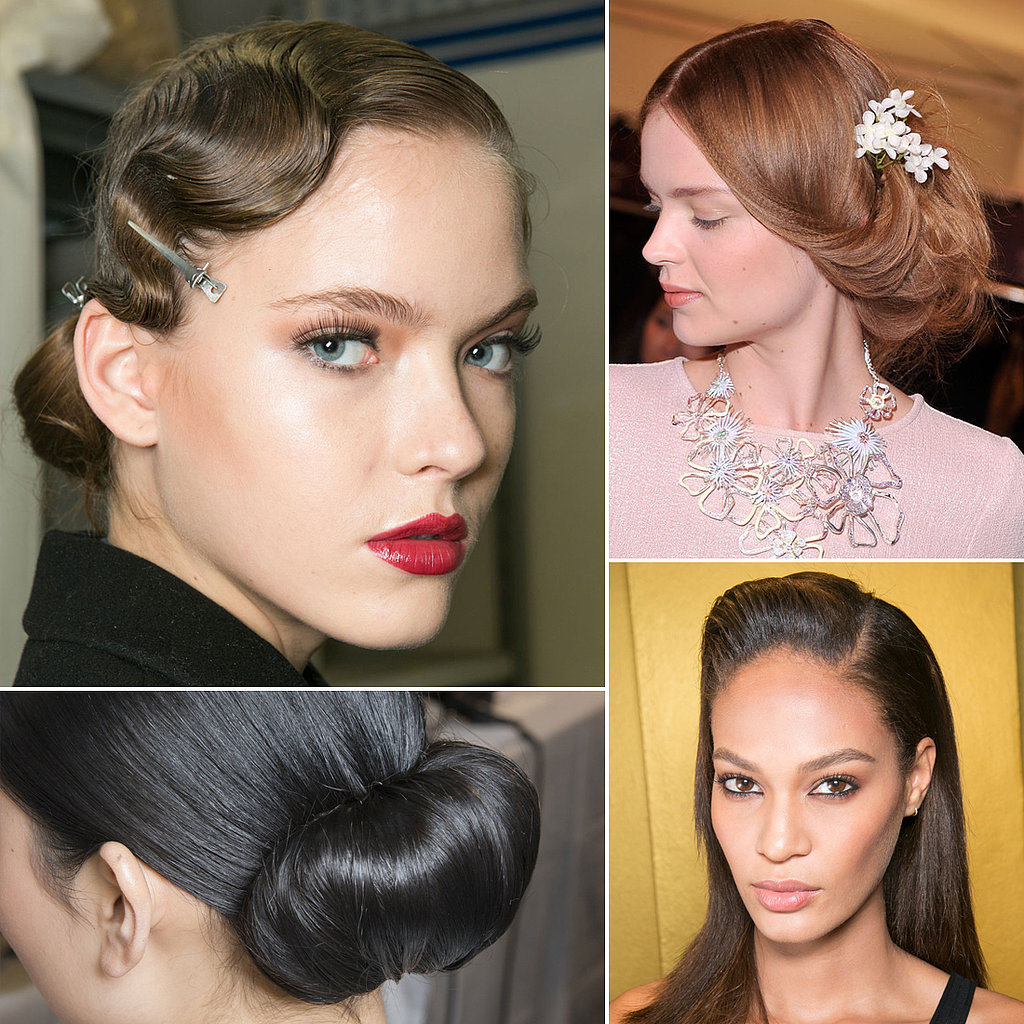 Runway Hairstyles to Inspire the Most Stylish Brides