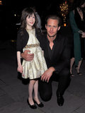Alexander Skarsgard chatted with Onata Aprile.