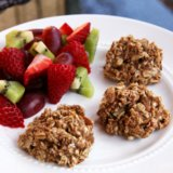 Recipe For Vegan Banana & Oat Breakfast Bites